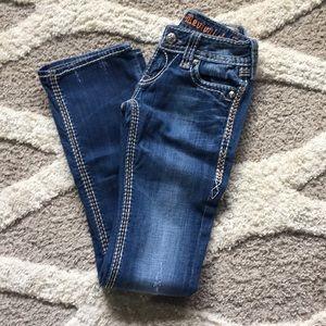 🎉Rock revival Dara slim boot cut jean🎉